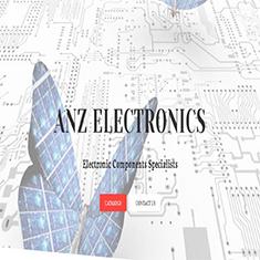 Anz Electronics website